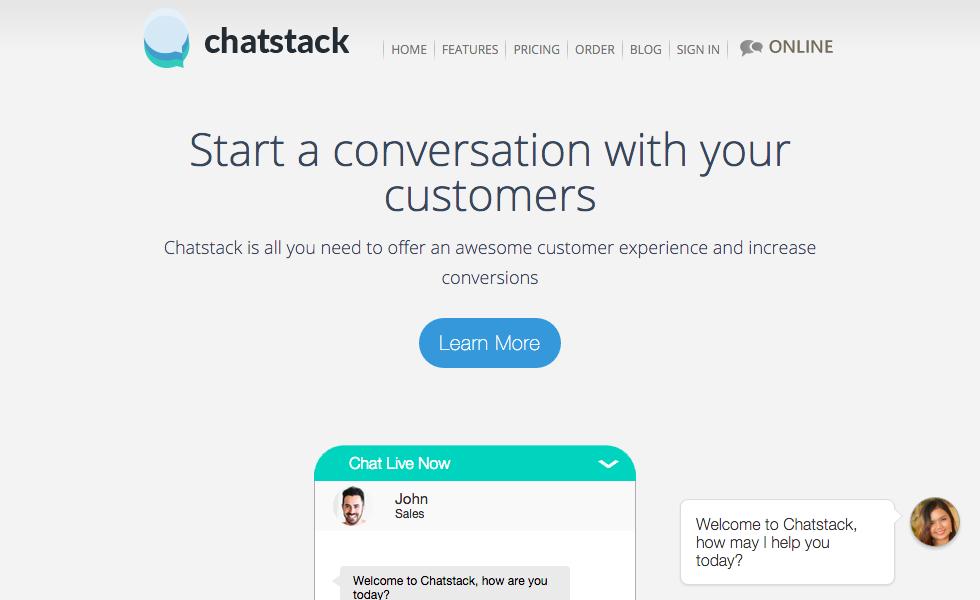 Chatstack