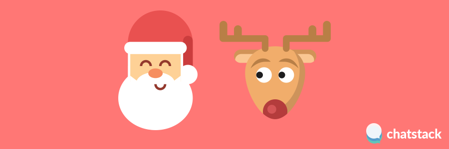 Christmas Live Chat Icons – Free Download