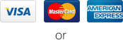 Order Now - Visa, MasterCard, American Express - Live Chat Software